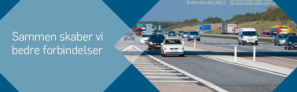 Første skridt i udvidelsen af Øresundsmotorvejen
