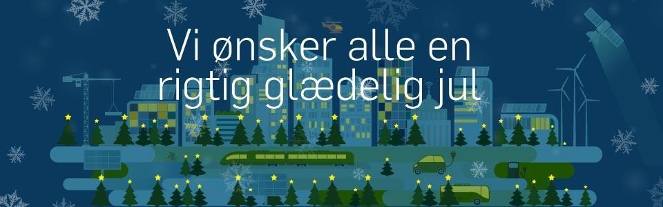 Glædelig jul fra os i Atkins