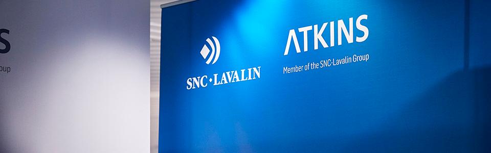 Mød SNC-Lavalin Atkins