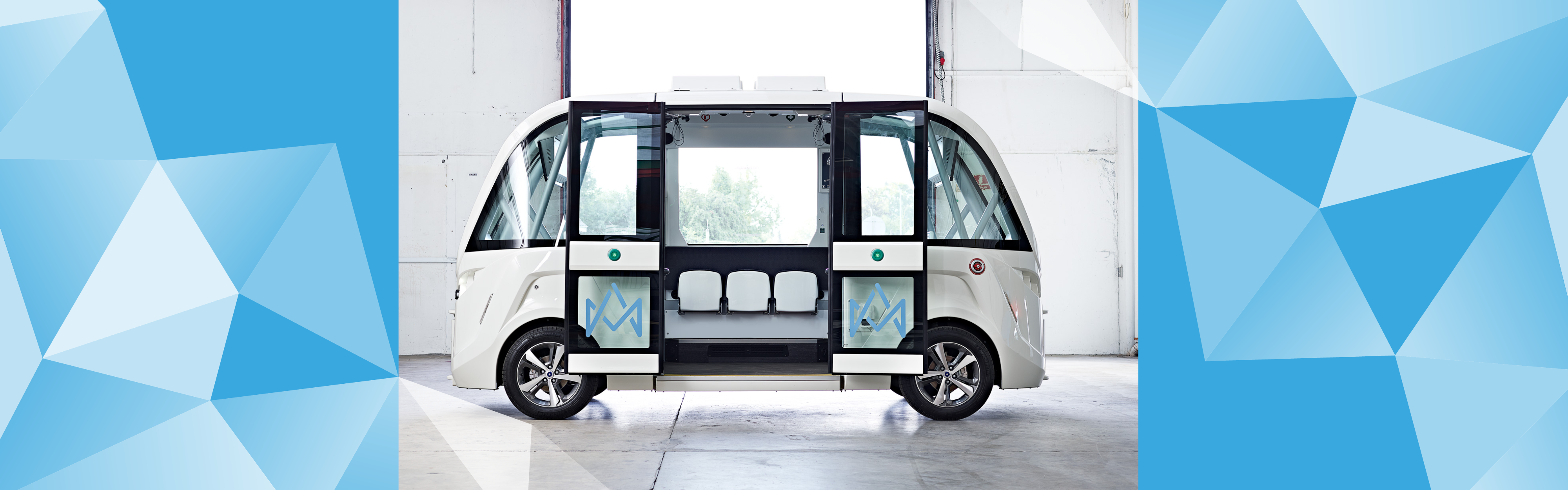 Godkendt som assessor til projekt med førerløse minibusser i Aalborg