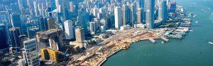 Hong Kong Central Reclamation