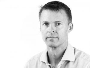 Seniorprojektleder hos SNC-Lavalin Atkins, Anders Malmby