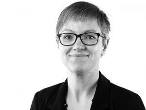 Ute Stemmann, gruppeleder i Transport, Environment & Design, SNC-Lavalin Atkins