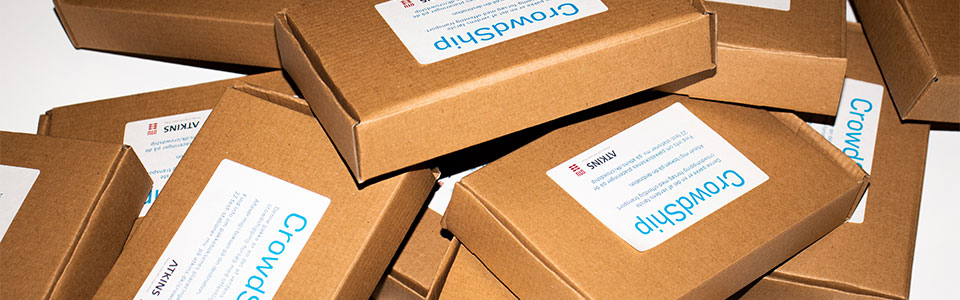 pakkepost, crowdshipping