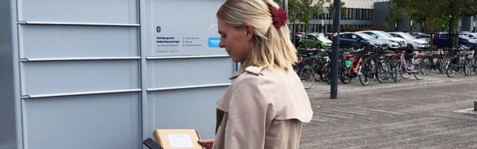 Crowdsourcing-forsøg med pakkelevering i offentlig transport