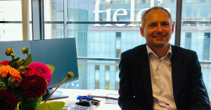 Kristian Quarder, ny finansdirektør for Atkins Danmark A/S