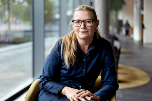 Eva Rindom, adm. direktør, Atkins Danmark A/S