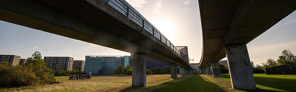 Natur og metro