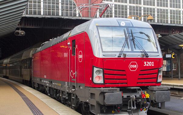 Siemens, Vectron el-lokomotiv