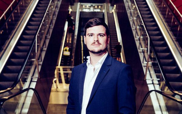 Atkins arbejder med mikrosimulering af trængsel på metrostationer.   Basthiann Bilde og Ute Stemmann.      =================  BØRSEN